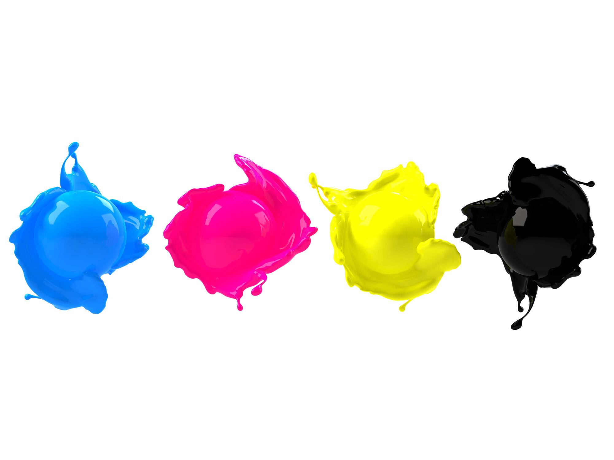พิมพ์ 4 สี คุ้มค่าจริงหรือ?