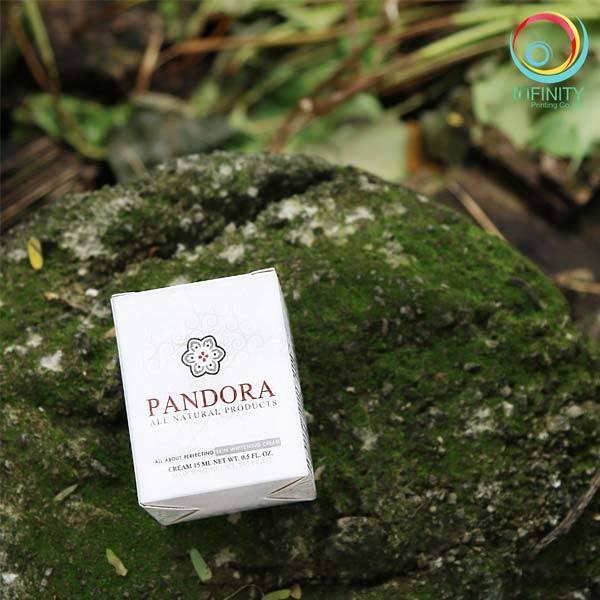 กล่องครีม Pandora