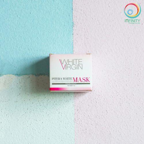 กล่องครีม Mask