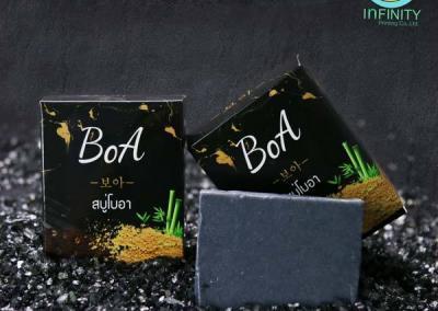 กล่องสบู่ BoA