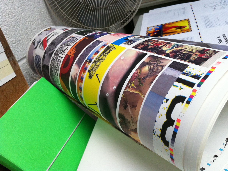 การพิมพ์ 4 สี (CMYK) คืออะไร?