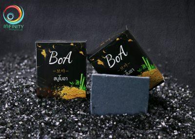 กล่องสบู่ BoA (โบอา)