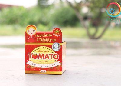 กล่องครีม TOMATO White Cream