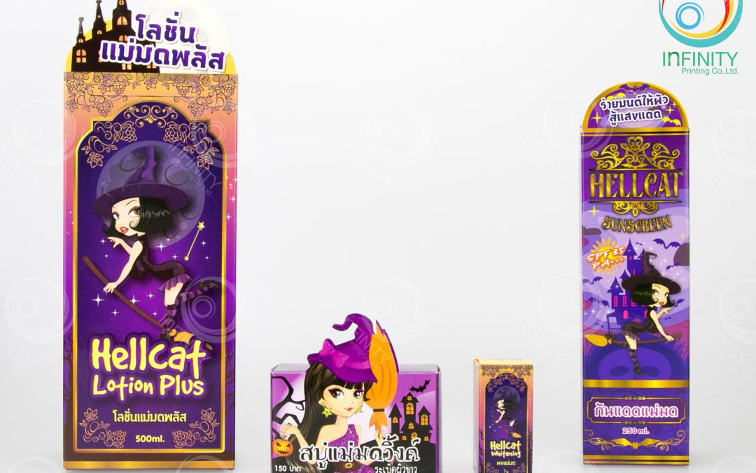 กล่อง Hellcat Set