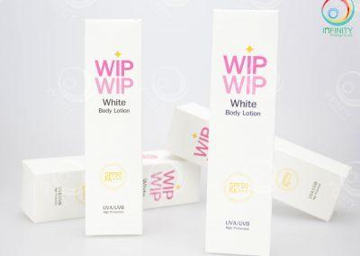 กล่องโลชั่น WIP White Lotion