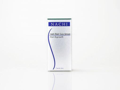 กล่องเซรั่ม NACHI Anti Hair Loss Serum