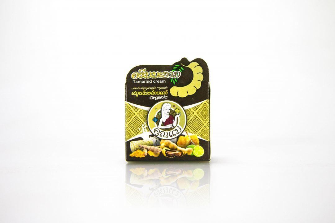 กล่องครีม ครีมมะขาม Tamarind cream