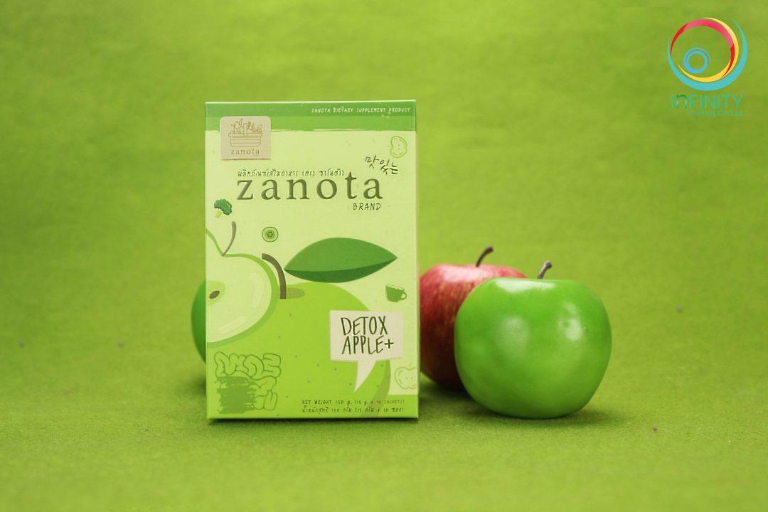กล่องอาหารเสริม Zanota