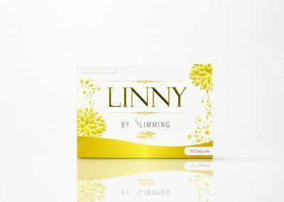กล่องอาหารเสริม LINNY By Slimming