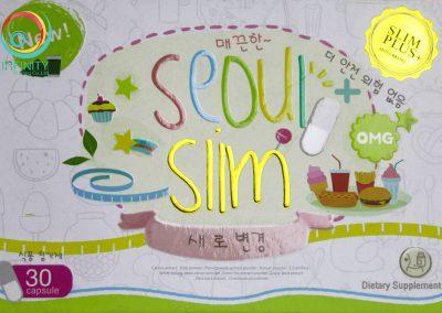 ผลงานปั๊มเคทองกล่อง Seoul Slim