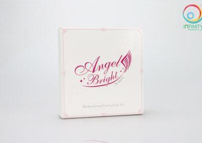 กล่องเซ็ทครีม Angel Bright By Nanny
