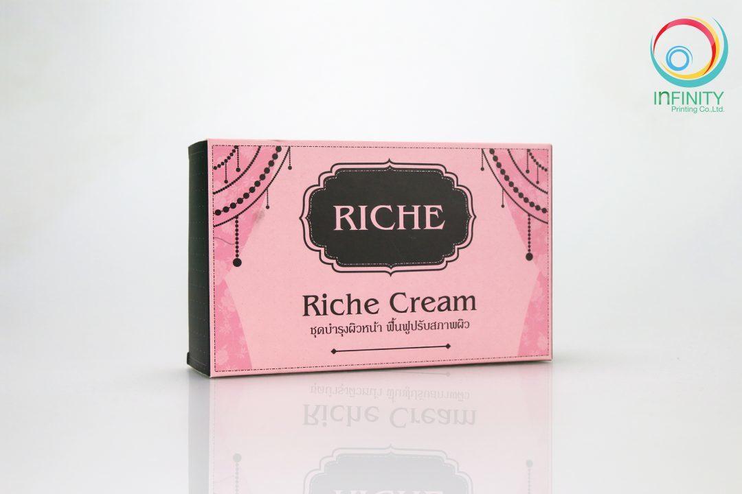 กล่องครีม RICHE