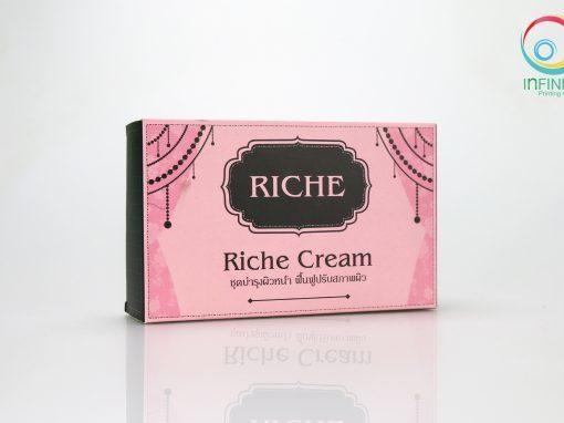 กล่องครีม(cream)RICHE