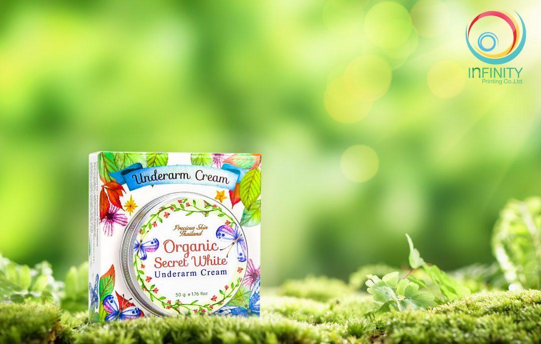กล่องครีม Precious Skin Thailand