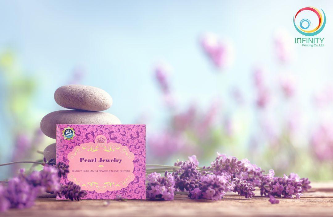กล่องบรรจุภัณฑ์ Pearl Jewelry