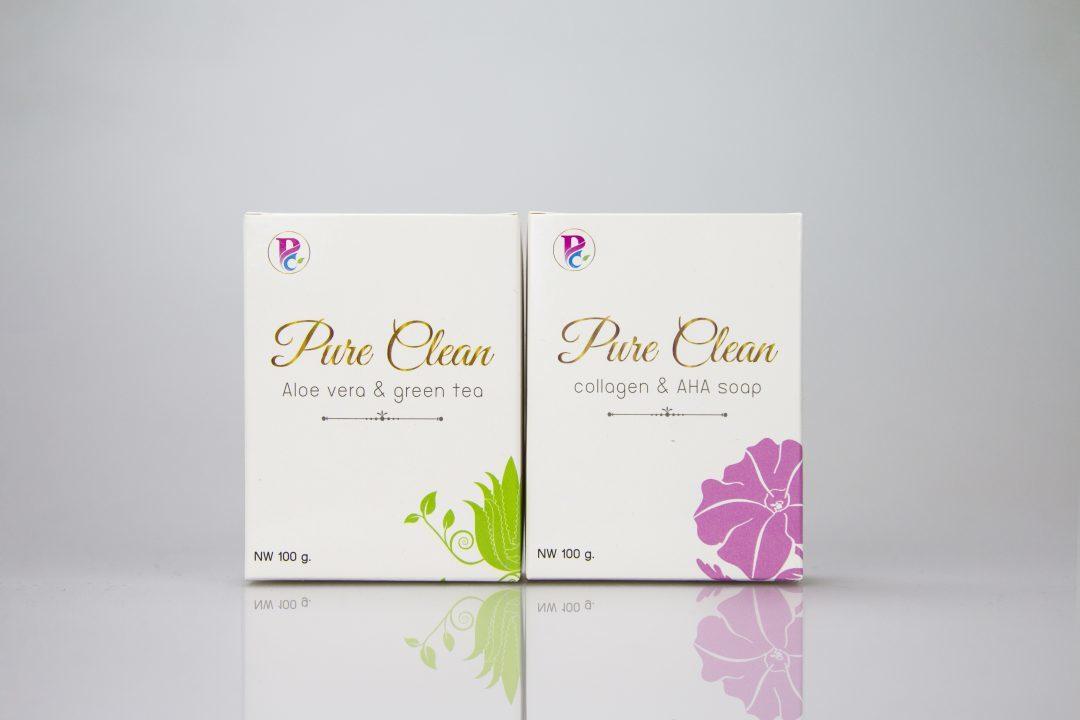 Pure Clean Alovera & Green Tea