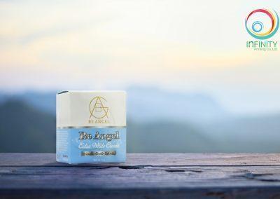 กล่องครีม Be Angel Extra White Cream