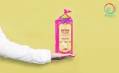 กล่องโลชั่น Extra Pure Whitening Lotion