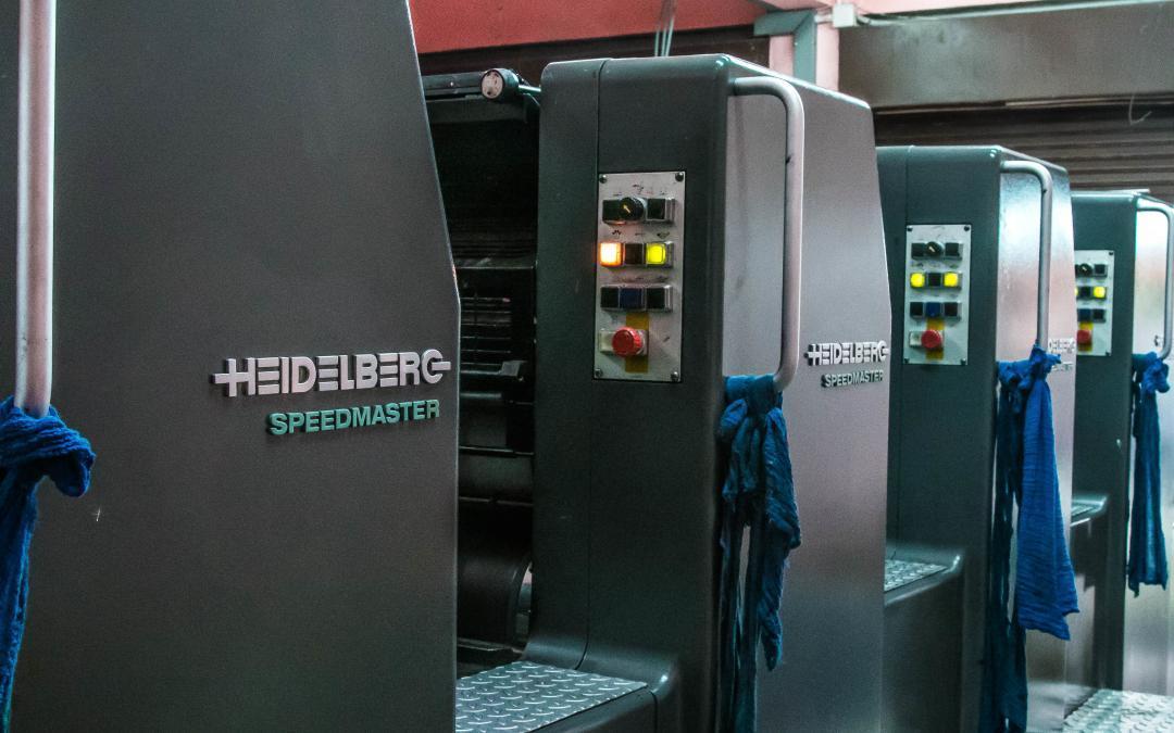 โรงพิมพ์ HEIDELBERG ครบครันเรื่องฟังค์ชั่นการผลิตบรรจุภัณฑ์ที่ดีที่สุดในโลก