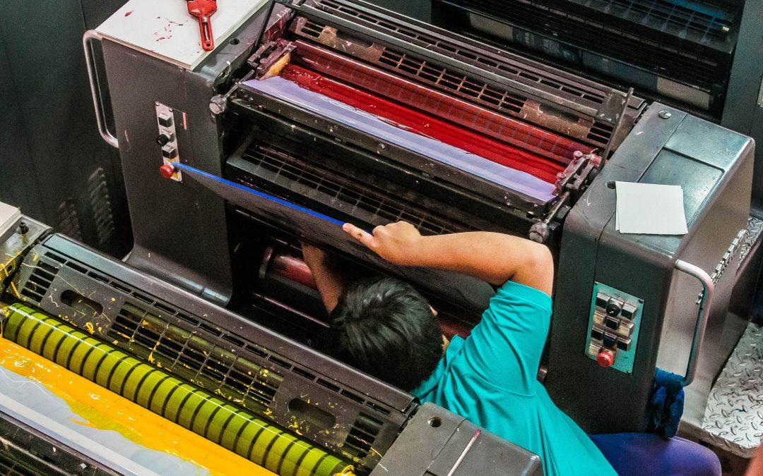 โรงพิมพ์ offset ตัวเลือกที่คุ้มค่าที่สุดสำหรับทุกธุรกิจ