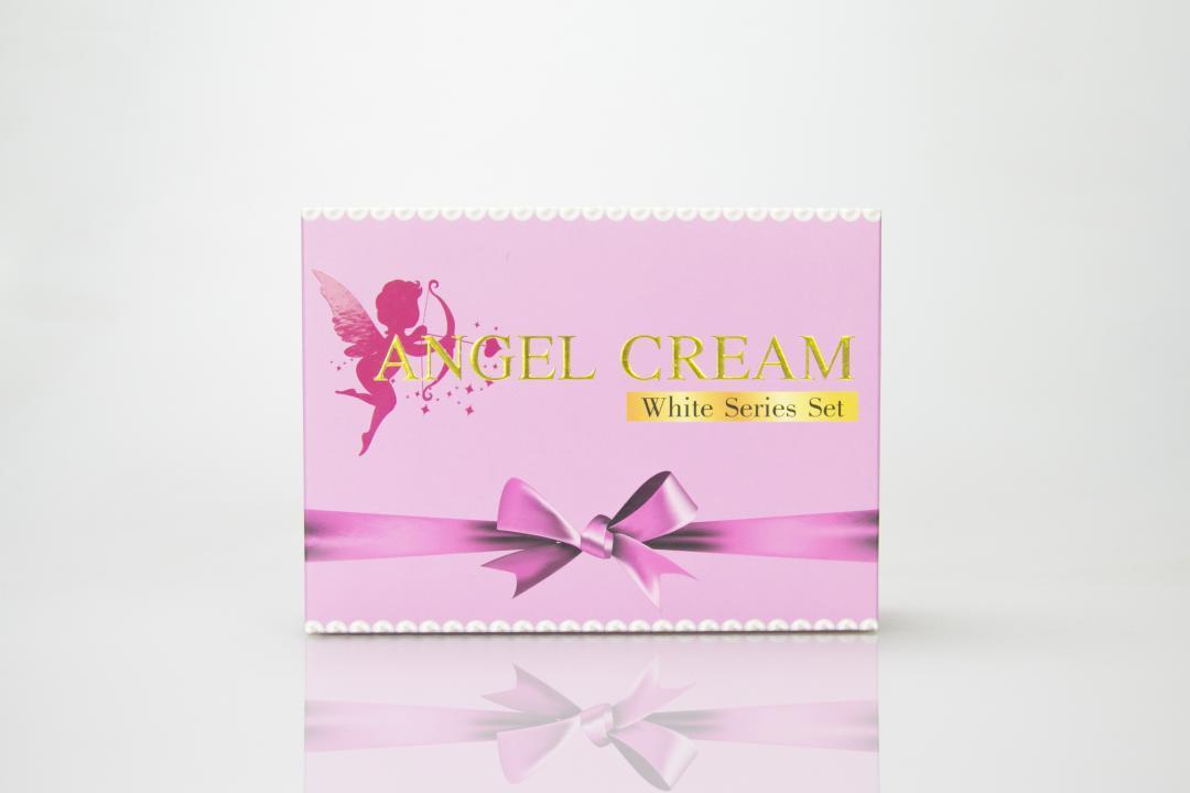 กล่องครีม Angel Cream White Series set