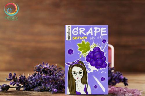 กล่องเซรั่ม Grape Serum