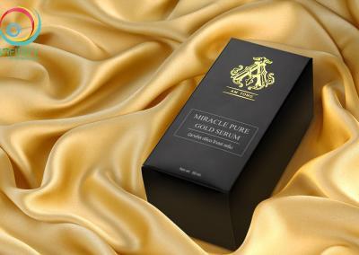 กล่องเซรั่ม MIRACLE PURE GOLD SERUM