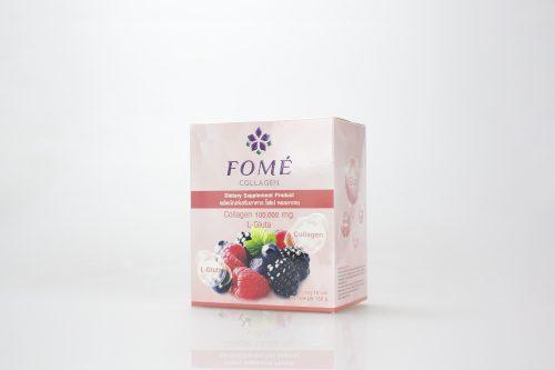 กล่องอาหารเสริม FOME COLLAGEN