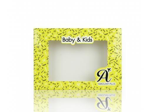 กล่องบรรจุภัณฑ์ AMOUNT PLUS BABY & KIDS