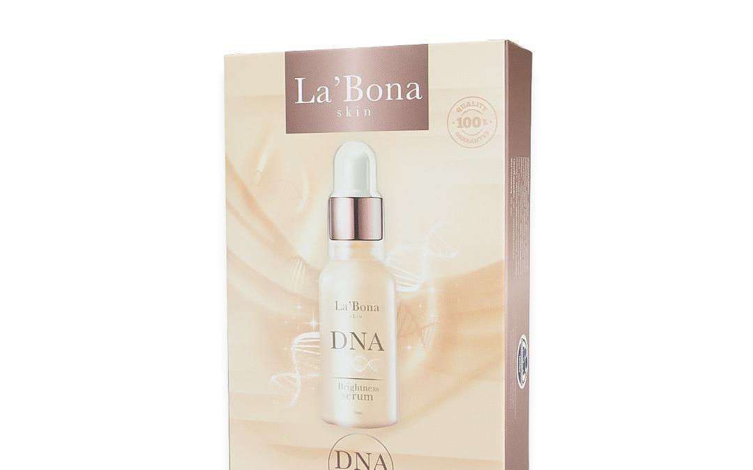 กล่องเซรั่ม La'bona skin
