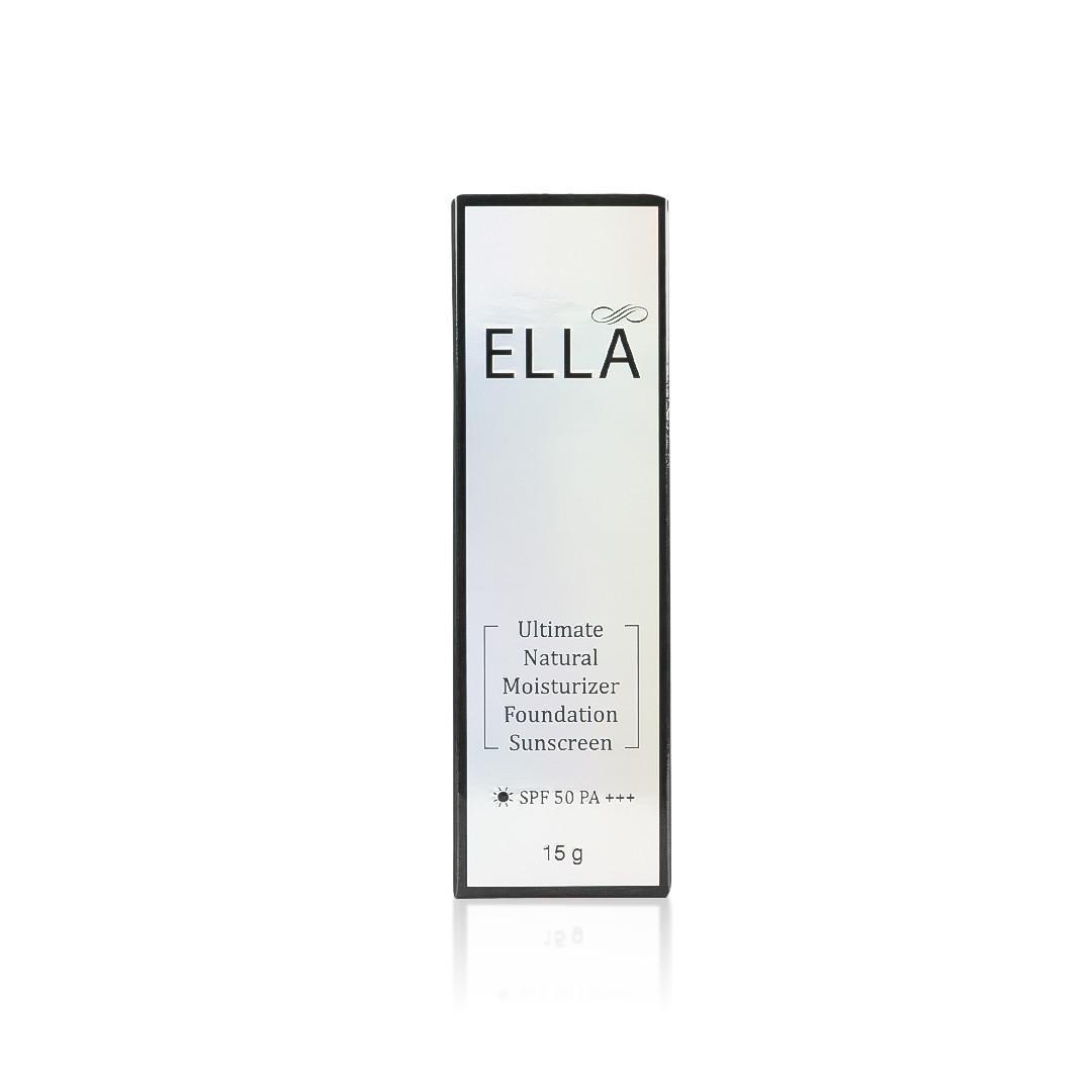 กล่องครีม ELLA Sunscreen Cream
