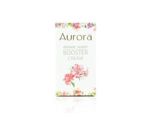 กล่องครีม Aurora Booster Cream