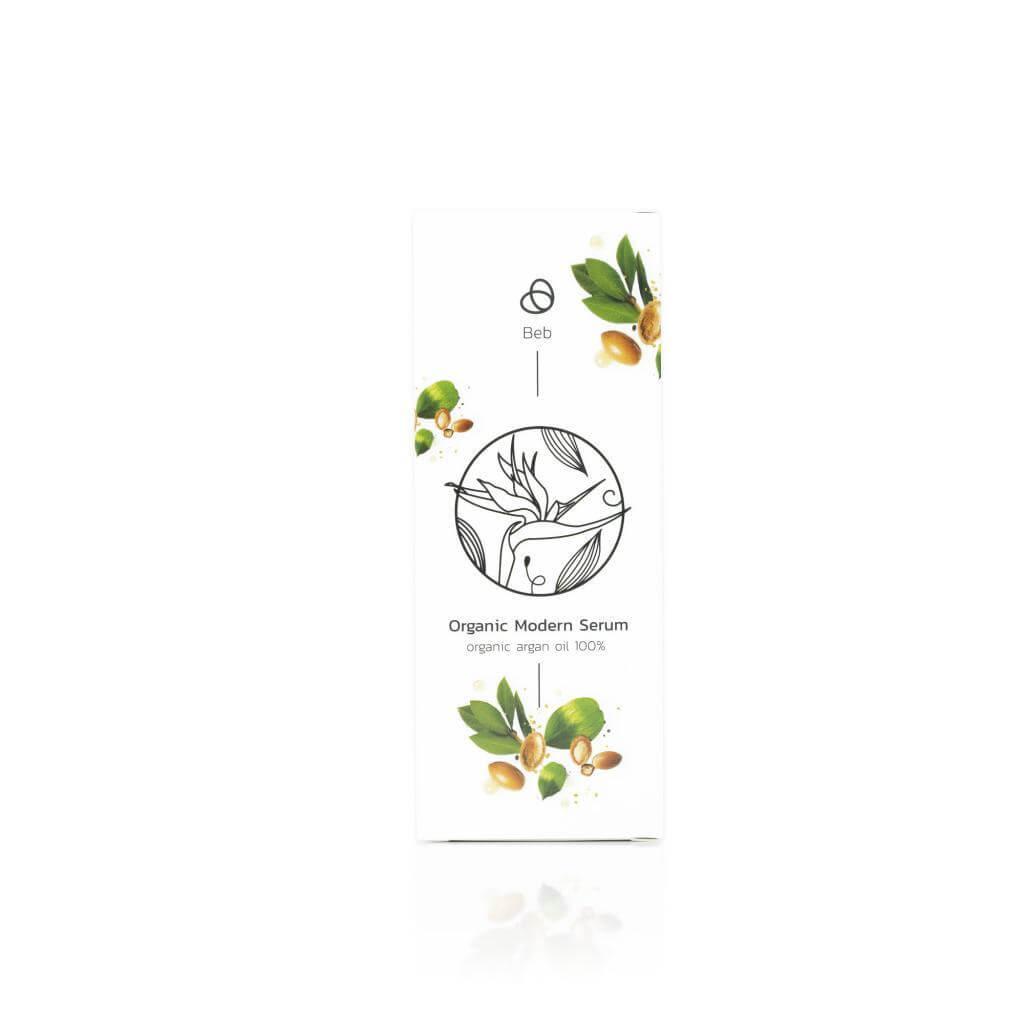 กล่อง Beb organic modern serum 1