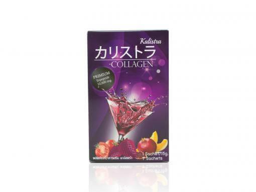 กล่องอาหารเสริม Kalistra Collagen