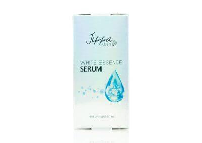 กล่องเซรั่ม Jippa skin white essence serum
