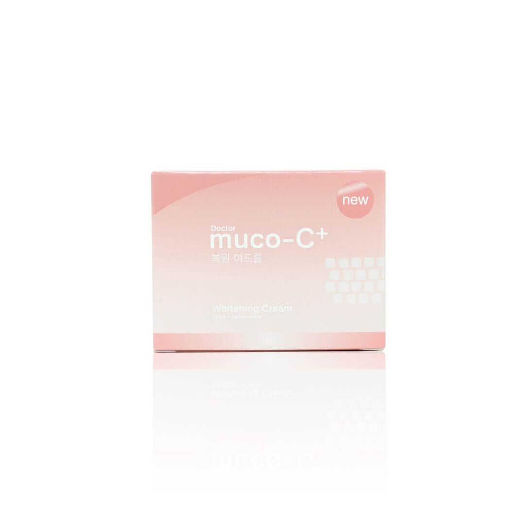 กล่องครีม Doctor MUCO-C+