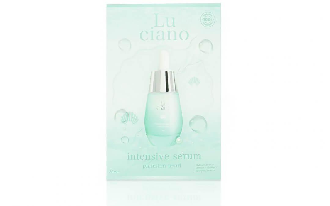 กล่องเซรั่ม Luciano intensive serum
