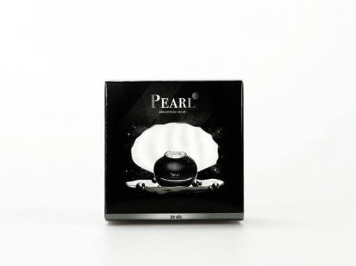 กล่องครีม(cream)Pearl Brightness Cream