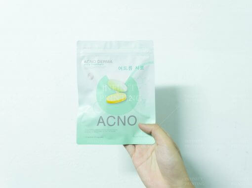 ซองอาหารเสริม ACNO