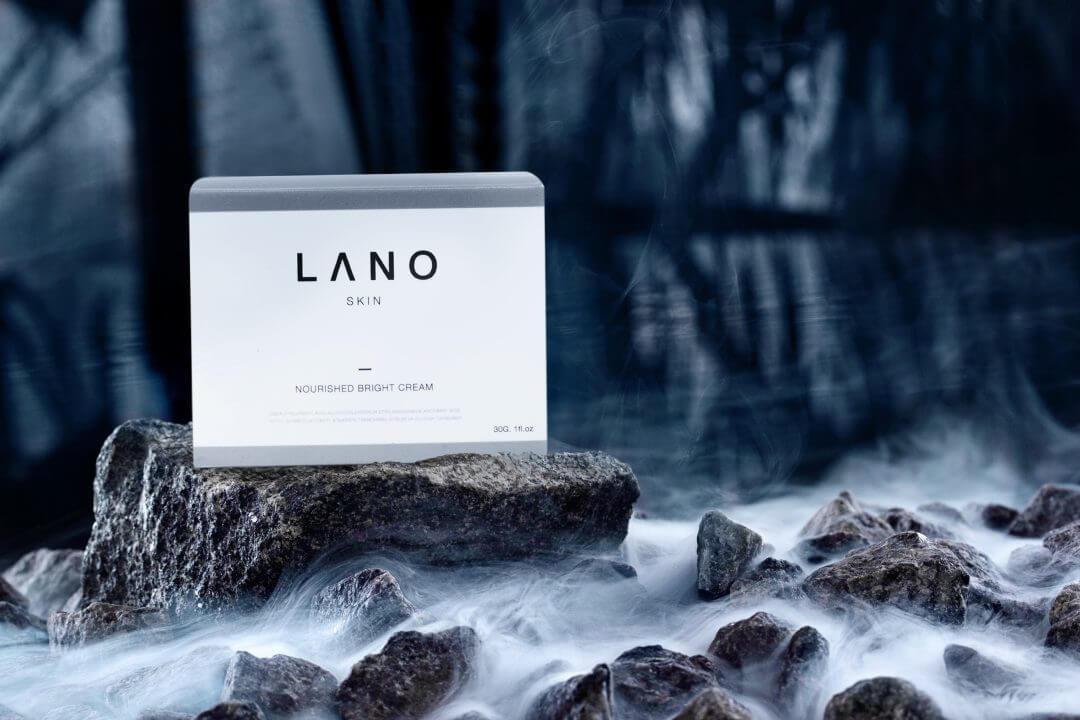 กล่องครีม LANO SKIN