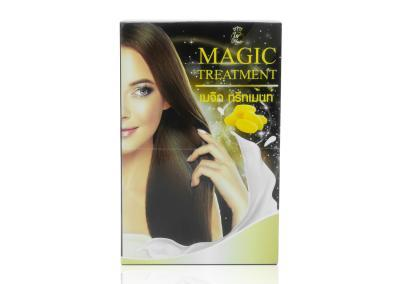 กล่องบรรจุภัณฑ์ MAGIC TREATMENT