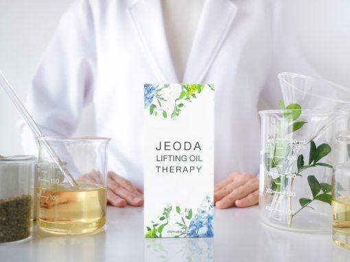 กล่องเครื่องสำอาง JEODA Lifting oil teraphy