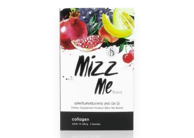 กล่องอาหารเสริม Mizz Me
