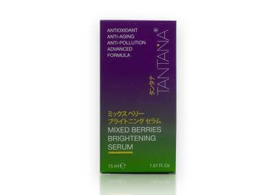กล่องเซรั่ม TANTANA MIXED BERRIES BRIGHTENING SERUM
