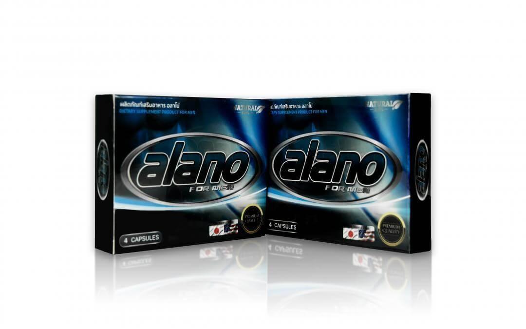 กล่องอาหารเสริม ALANO