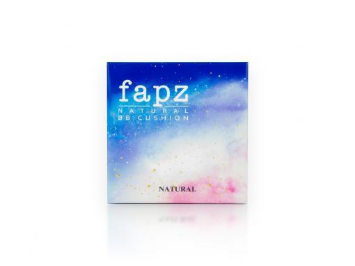 กล่องเครื่องสำอาง(cosmetic)FAPZ NATURAL BB CUSHION