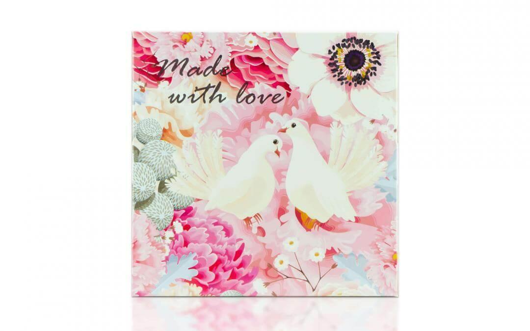 กล่องบรรจุภัณฑ์ Made with love