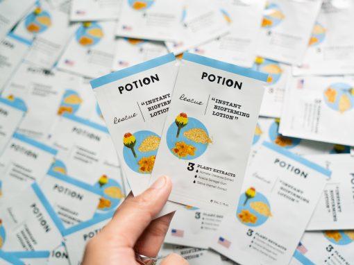 ซองฟอยล์เทสเตอร์-Potion Instant