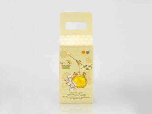กล่องอาหาร น้ำผึ้งแท้บ้านควนเถียะ
