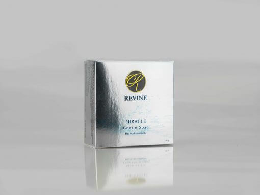 กล่องสบู่(soap)REVINE Miracle Gentle Soap